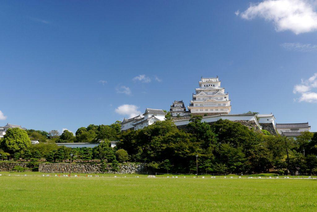 姫路城 修復