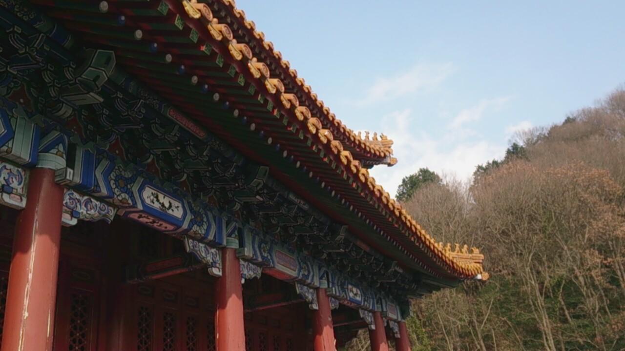 太陽公園 中国建築物