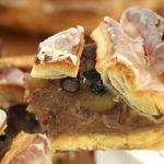 レーブドゥシェフ 贅沢な栗のパイ