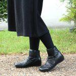 ブーツ 牛革 ショートブーツ 革製品 靴